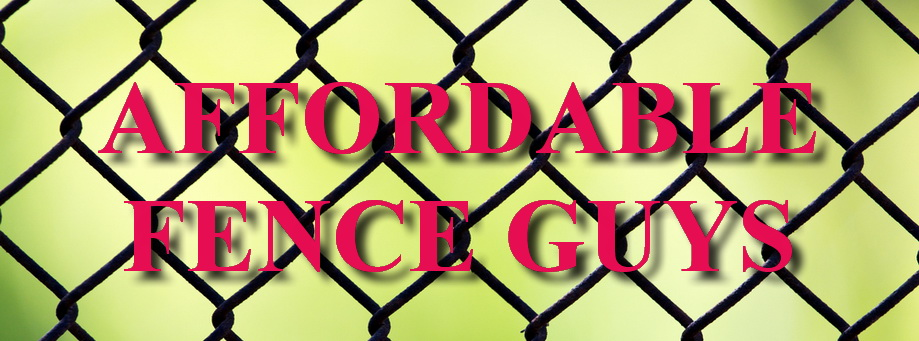 Chain Link Fence Installation Company Rock Hill SC