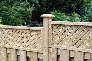 Wood Privacy Fence Installation Company Rock Hill South Carolina
