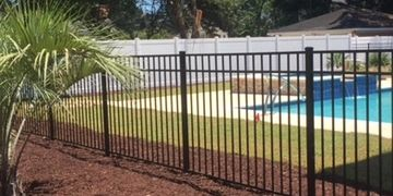 Aluminum Fence Pineville NC