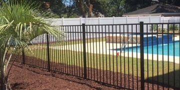 Aluminum Fence Rock Hill SC