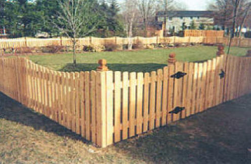 Wood Fence Contractor Knightdale NC