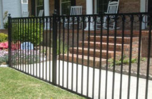 Aluminum Fence Contractor Aluminum Fences Aluminum
