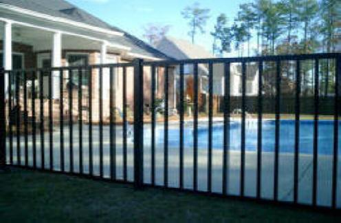 Carolina Aluminum Fence Fort Mill SC