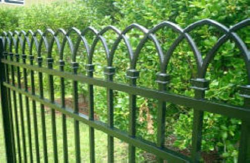 Cathedral Aluminum Fence Fort Mill SC