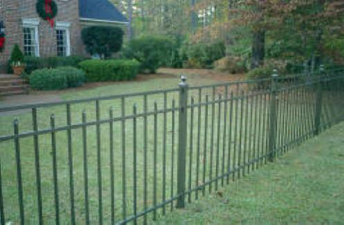 Outback Aluminum Fence Fort Mill SC