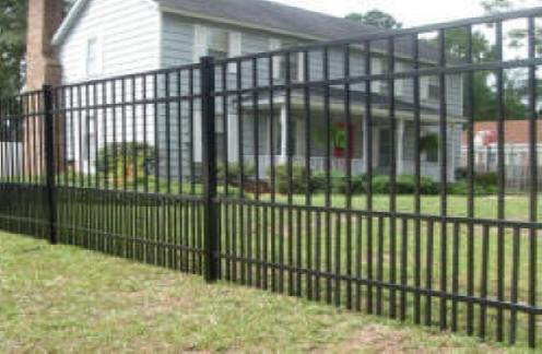 Puppy Aluminum Fence Fort Mill SC