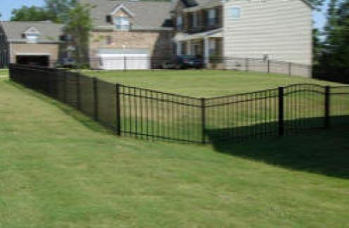 Sierra Aluminum Fence Fort Mill SC