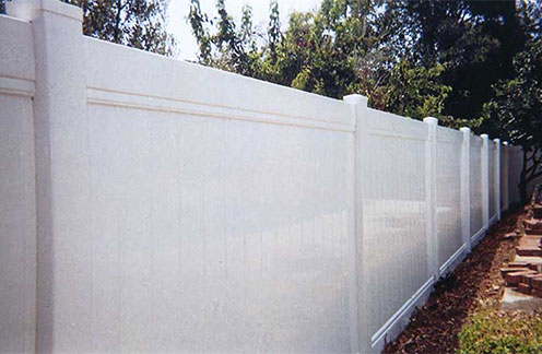 Vinyl Privacy Fence Installation Company Fort Mill SC
