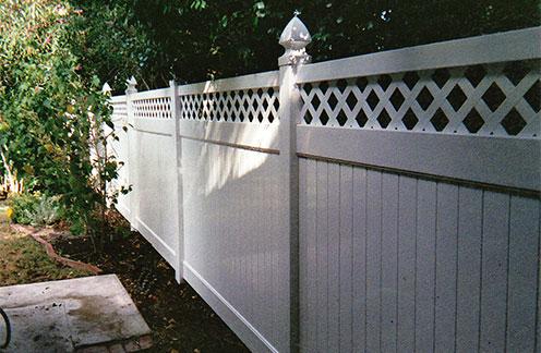 Vinyl Fence Contractor Vinyl Fences Vinyl Fence