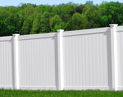 Vinyl Privacy Fence Mathews NC
